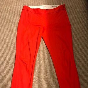 Jcrew size 2 Minnie pants